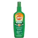 Off Deep Woods Off Pump Spritz - 6 Fl. Oz.