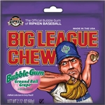 Big League Chew Bubblegum Grape
