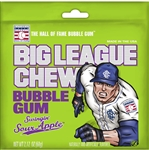 Big League Chew Bubblegum Apple