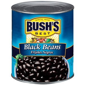 Black Bean Fancy Brine Pack - 108 Oz.