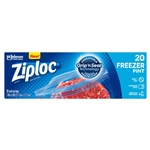 Ziploc Freezer Bag Pint