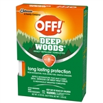 Off Deep Woods Off Towelettes