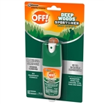 Off Deep Woods Sportsman Spritz - 1 Fl. Oz.