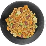 Snack Mix Asian With Wasabi Peas - 5 Lb.