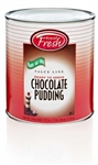 Real Fresh Cafe Classic Trans Fat Free Chocolate Pudding