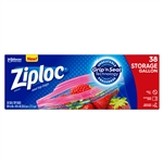 Ziploc Storage Bag Gallon