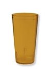 Amber 4.25 in. Textured Tumbler - 9.5 Oz.