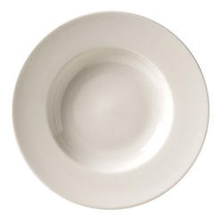 Vista Collection American Rim Pasta Soup Bowl White - 10 Oz.