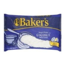 Coconut Bakers Display - 14 Oz.