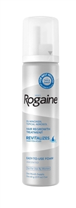 Rogaine Men Hair Regrowth Treatment Unscented - 6.33 Oz.