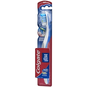 Colgate 360 Surround Toothbrushes Regular