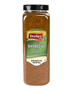 Durkee Sweet Barbecue Rub - 28 oz.