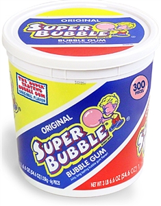 Candy Super Bubble Fruit Bucket