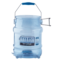 Original and Shorty Safe Ice Tote - 5 Gal.