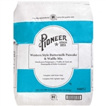 Pioneer Western Style Buttermilk Pancake Mix - 25 Lb.