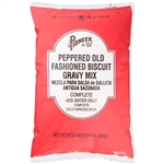 Pioneer Peppered Old Fashioned Biscuit Gravy Mix - 24 Oz.