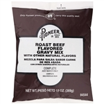 Pioneer Roast Beef Gravy Mix - 13 Oz.