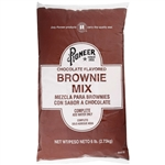 Pioneer Chocolate Brownie Mix - 6 Lb.