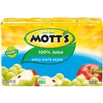 Apple Juice White Grape 100 Percentage Juice Box - 54 fl.oz.