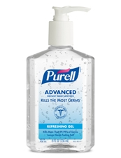 Purell Instant Hand Sanitizer Pump Bottle - 8 fl.oz.
