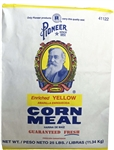 Pioneer Yellow Corn Meal Medium - 25 Lb.