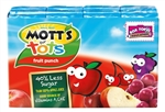Motts For Tots Fruit Punch Juice - 6.75 oz.
