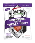 Oberto Teriyaki Turkey Jerky - 3.25 Oz.