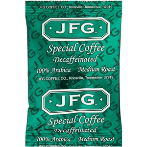 JFG Portion Pack Coffee Special Blend Decaf - 1.25 Oz.