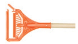 Mop Fiberglass Quick Change Orange Handle