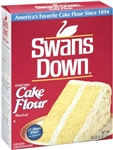 Swans Down Cake Flour Box - 32 Oz.