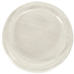 Clear Flat Lid fits 5 and 8 oz. Plastic Dessert Dishes