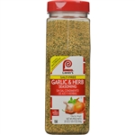 Seasoning Lawrys Garlic and Herb - 20 Oz.