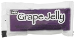 Flavor Fresh Grape Jelly Pouch 200 Count - 0.5 Oz.
