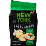 New York Style Bagel Crisps Garlic 20 percentage More Free