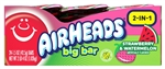 Airheads Big Bar Strawberry And Watermelon
