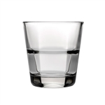 Clarisse Rocks Stackable Glass - 10 Oz.