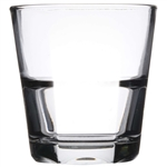 Clarisse Stackable Glass - 12 Oz.