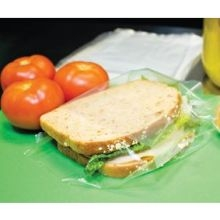 Bag Sandwich Low Density Flat - 7 in. x 7 in.