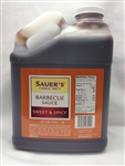 Sauce Barbecue Sweet and Spicy - 1 Gallon
