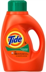 Tide Mountain Spring Liquid Laundry Detergent - 50 Fl. Oz.
