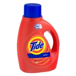 Tide Detergent Liquid Original - 50 Fl. Oz.