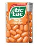 Tic Tac Orange - 1 Oz.