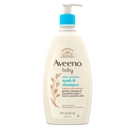 Aveeno Baby Wash and Shampoo - 18 fl.oz.