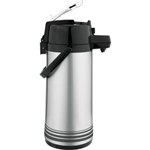 Airpot Stainless Steel Black - 2.5 Ltr.