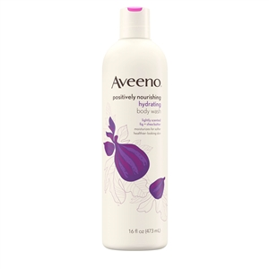 Aveeno Body Wash Fig and Shea Butter - 16 fl.oz.