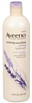 Aveeno Body Wash Calm Lavender - 16 fl.oz.