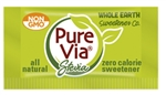 Pure Via Stevia Single Serve Packets - 1 Gram