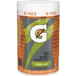 G Series 02 Perform Lemon Lime To Go Sports Drink Powder - 9.8 Oz.