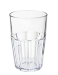 Clear Bahama Glass Double Rocks - 10 Oz.