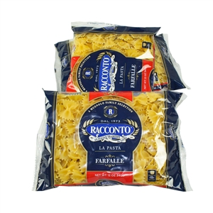 Pasta Farfalle Large Bow Ties - 12 Oz.